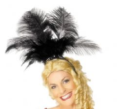Cabaret Feather Headdress